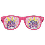 Birthday Cake - Party Time Sunglasses