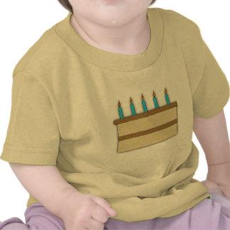 Birthday Cake T Shirt