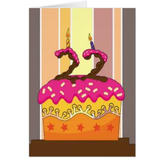 Happy 22nd Birthday Cards