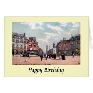 Birthday Card - Barrow-in-Furness, Cumbria