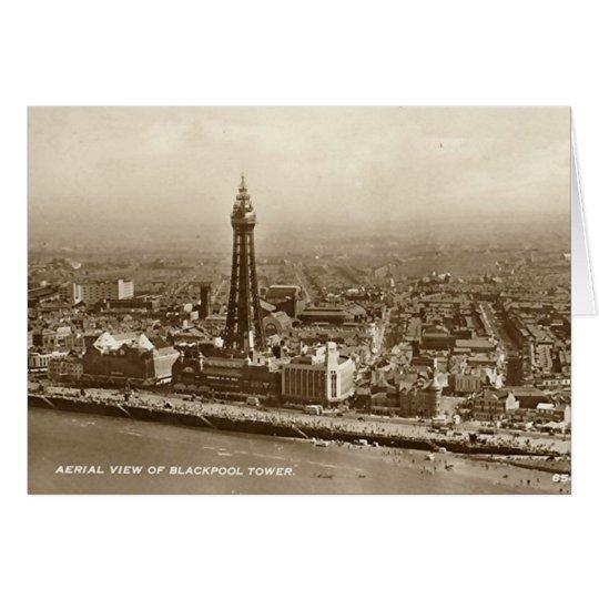 Birthday Card - Blackpool Tower