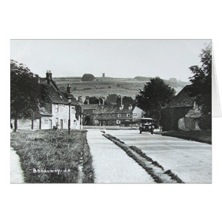 Birthday Card, Broadway, Worcestershire