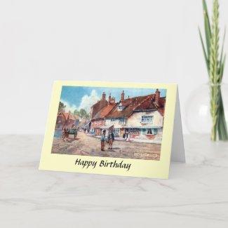Birthday Card - Chesham, Buckinghamshire