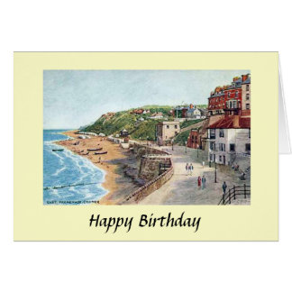 Birthday Card - Cromer, Norfolk