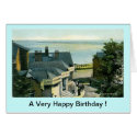 Birthday Card - Felixstowe, Suffolk