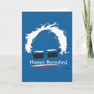 Birthday Card For Any Bernie Sanders Fan