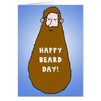 Birthday Card for Beards