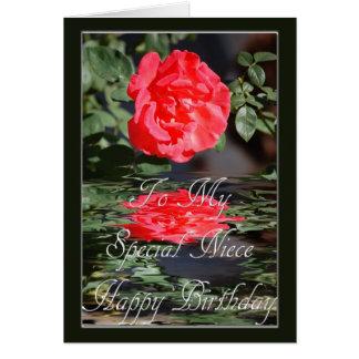 Birthday Card For Niece