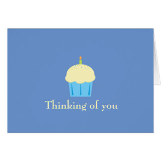 Birthday card for open adoption