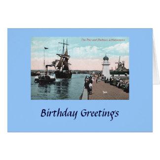 Birthday Card - Littlehampton, Sussex