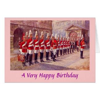 Birthday Card - London, Whitehall