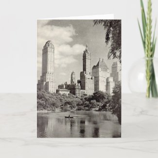 Birthday Card - New York City