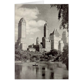 Birthday Card - New York City