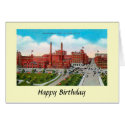 Birthday Card - St Louis, Missouri