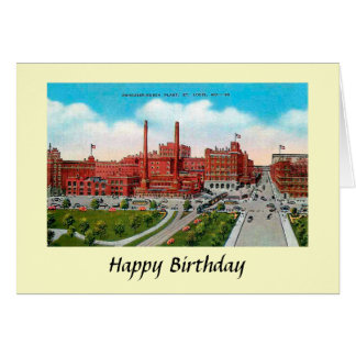 Birthday Card - St Louis, Missouri