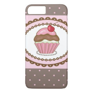Birthday card with cupcake iPhone 7 plus case