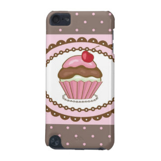 Birthday card with cupcake iPod touch (5th generation) cases