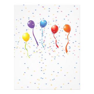 Birthday Celebration 1 21.5 Cm X 28 Cm Flyer
