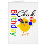 Birthday Chick 38 Years Old