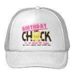 Birthday Chick 3 Cap