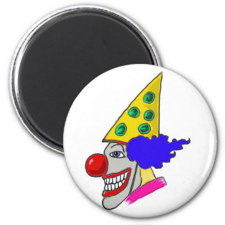 Birthday Clown Gifts Magnet