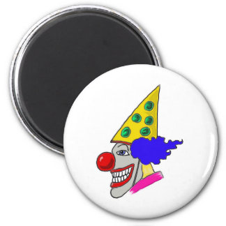 Birthday Clown Gifts Refrigerator Magnets
