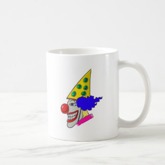 Birthday Clown Gifts Coffee Mugs