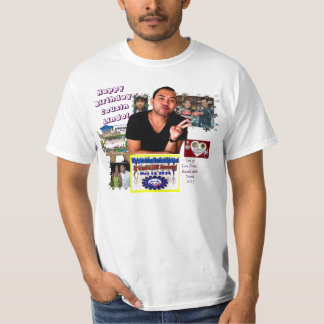 Birthday Collage T-Shirt