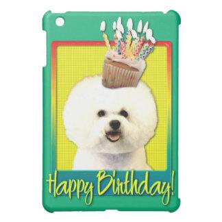 Birthday Cupcake - Bichon Frise iPad Mini Cases