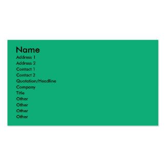 Birthday Cupcake - Bluetick Coonhound - Chuck Business Card Template