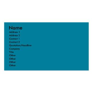 Birthday Cupcake - Bluetick Coonhound - Chuck Business Card