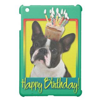 Birthday Cupcake - Boston Terrier iPad Mini Case