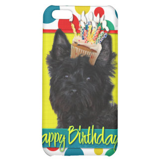 Birthday Cupcake - Cairn Terrier - Rosco Case For iPhone 5C