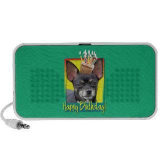 Birthday Cupcake - Chihuahua - Isabella Travelling Speakers