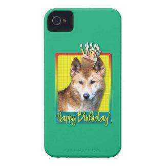 Birthday Cupcake - Dingo iPhone 4 Cases