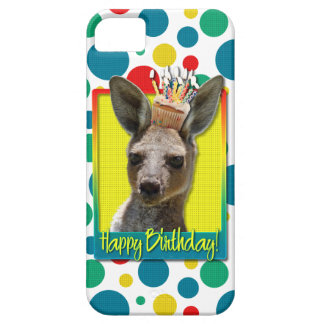 Birthday Cupcake - Kangaroo Case For The iPhone 5