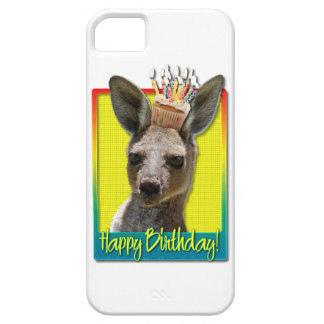 Birthday Cupcake - Kangaroo iPhone 5 Case