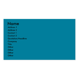Birthday Cupcake - Koala Double-Sided Standard Business Cards (Pack Of 100)