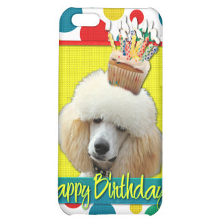 Birthday Cupcake - Poodle - Apricot iPhone 5C Cover
