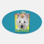 Birthday Cupcake - Westie - Tank