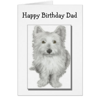 Birthday Dad Card