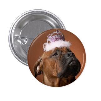 Birthday Dog 3 Cm Round Badge