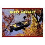 Birthday (Fisherman) Card
