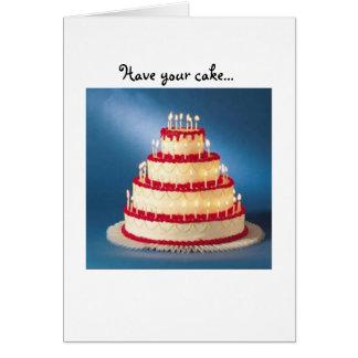 Birthday (for anyone) card
