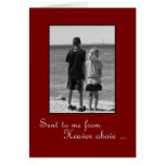 Birthday for Husband - True Love Greeting Card