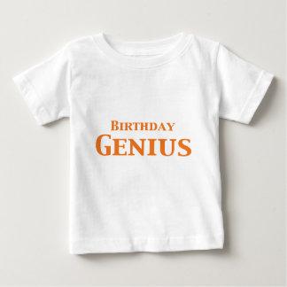 Birthday Genius Gifts Baby T-Shirt