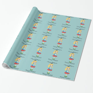 Birthday Gift Wrapping Paper For Children