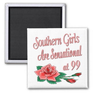 Birthday Gifts for Southern Girls Refrigerator Magnets