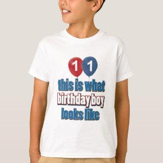 Birthday Girl 11 T-Shirt