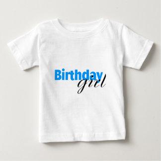 Birthday girl (3) baby T-Shirt